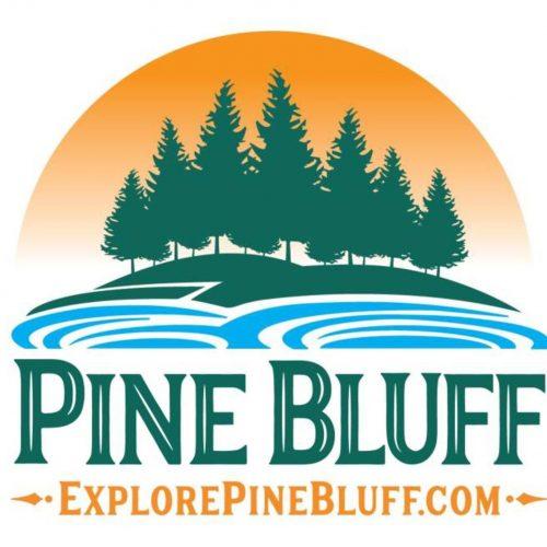Explore Pine Bluff Logo