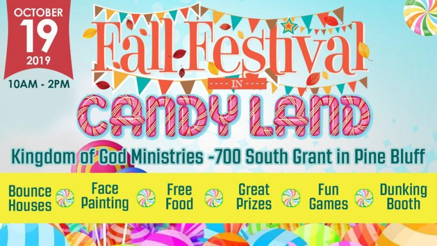 Fall Festival in Candy Land