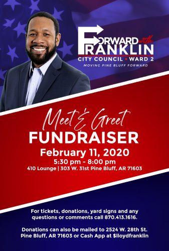 Lloyd Franklin Meet and Greet Fundraiser February 2020