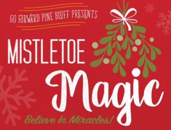 Mistletoe Magic Believe in Miracles