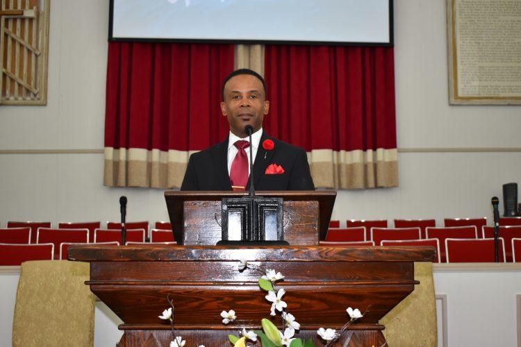 Pastor Dennis Wilson