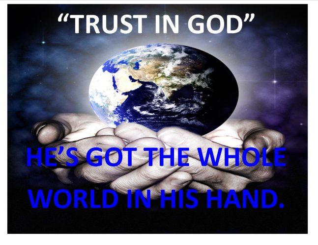 Trust In God Flyer